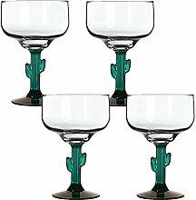 Libbey - Cactus - Margaritaglas, Cocktailglas,