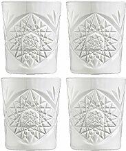 Libbey - Hobstar - Whiskyglas, Wasserglas,