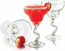 Libbey Margarita-Glas mit Z-Stiel, transparen