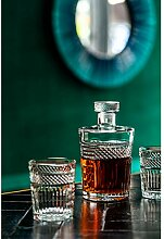 Libbey - Radiant - Decanter mit Glasstopfen - Glas