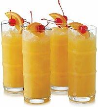Libbey - Tiki Bamboo - Cocktailglas, Glas - Bambus