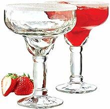 Libbey Yucatan Margarita Glas Set von 2