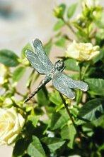 Libelle aus Bronze