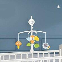 libelyef Baby Musical Kinderbett Mobile, Niedliche