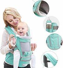 libelyef Babytrage Bauchtrage 4 Positionen