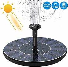 libelyef Solarbrunnen Pumpe, Neue Verbesserte