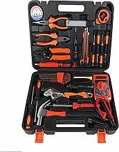 Libina 29 Stück Haushalts Hardware-Tools Set Holz