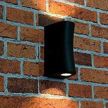 Licht-Erlebnisse 11635 Design Außen Wandlampe