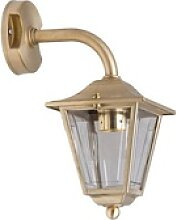 Licht-Erlebnisse Außen-Wandleuchte LEROS Hoflampe