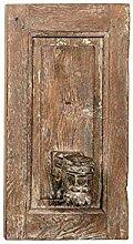 Licht-Erlebnisse Kerzenhalter DEKO 33x52 cm Holz