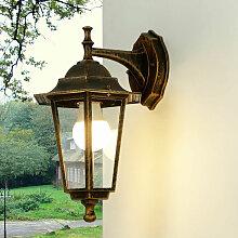 Licht-erlebnisse - Rustikale Außenlampe PARIS