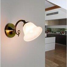 Licht-Erlebnisse Wandleuchte BELDAVIES Wandlampe