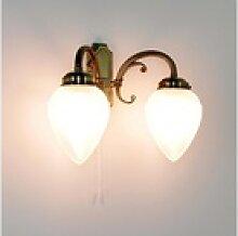 Licht-Erlebnisse Wandleuchte MAYA Wandlampe