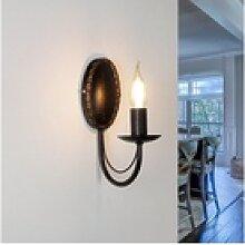 Licht-Erlebnisse Wandleuchte WIOLETTA Wandlampe
