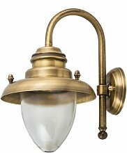 Licht-erlebnisse - Wetterfeste Wandlampe MARIOS