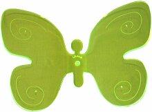 Licht & Laune® Sonnenfänger - Schmetterling, grün, B. 18 cm