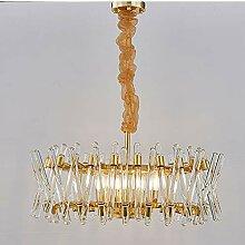 Licht Luxus kreative Persönlichkeit Gold Kupfer