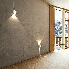 Licht-Trend Baleno Quadi LED Wand-Aussenleuchte