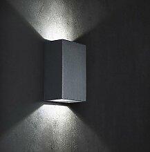Licht-Trend Piazza LED-Außenwandleuchte 560 Lumen