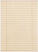 Lichtblick Dachfenster-Plissee Haftfix, 95,3 x 122