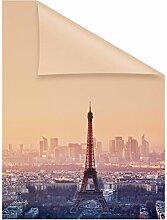 Lichtblick Fensterfolie 100 x 100 cm mit Motiv