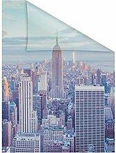 Lichtblick Fensterfolie 50 x 50 cm mit Motiv New