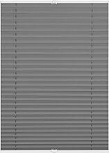 Lichtblick Thermo-Plissee Klemmfix, 45 cm x 130 cm