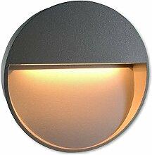 Lichtdiscount - 2W Led Treppenbeleuchtung 230V