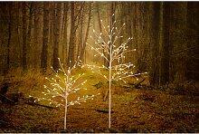 Lichterbaum Die Saisontruhe Farbe: Weiß