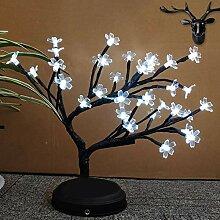 Lichterbaum Kirschbaum LED Bonsai Baum Lampe für
