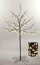 Lichterbaum mit 120 LEDs Indoor und Outdoor 150cm