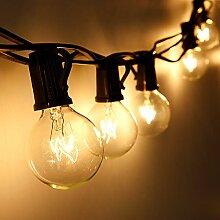 Lichterkette Außen Qomolo Lichterkette