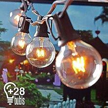 Lichterkette Außen Wasserdicht,FeiliandaJJ 25