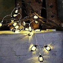 Lichterkette,FeiliandaJJ String Lights 220V 1/2M