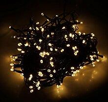 Lichterkette Lichtergirlande 120 LED Outdoor