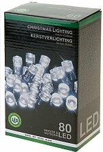 Lichterkette Lichtergirlande 80 LED Outdoor Indoor