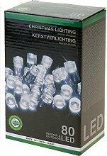 Lichterkette Lichtergirlande 80 LED Outdoor Indoor