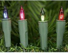 Lichterkette Mini Bunt 3m