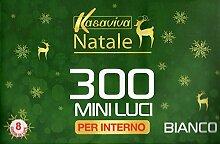 Lichterkette Weihnachten 300Mini Glühwürmchen