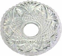 Lichtschale~ Bobeche Ø100mm Bleikristall 6