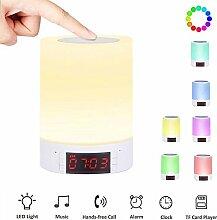Lichtwecker, kainuoa Bluetoothlautsprecher