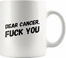 Lieber Krebs Fk Sie Kaffeetasse - Krebs
