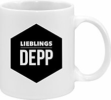 Lieblingsdepp - hochwertiger Keramik-Kaffeebecher