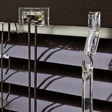 Liedeco Aluminium Jalousie 200 cm breit x 160 cm