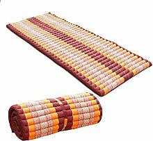 Liegematte Rollmatte Yogamatte Rollmatratze