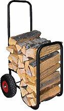 Lienbacher Holzwagen HEIDELBERG Holz Wagen Kaminzubehör Kamin Ofen