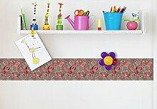 Life Decor Selbstklebende Bordüren PVC Tapeten