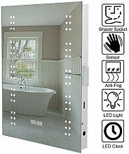 Lifelook Badspiegel mit LED Beleuchtung