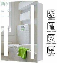 Lifelook LED Spiegelschrank Badspiegel Badschrank