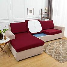 Lifemaison Sofa Sitzkissenbezug, Stretch
